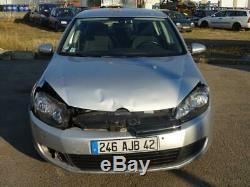Lot 4 Jantes Alu Volkswagen Golf 6 1.6 Tdi 16v Turbo /r38507734