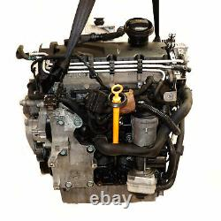 Moteur 1,9TDI Bru Bkc VW Golf 5 V Plus Touran 1T1 Caddy 2K Skoda Octavia II 1Z