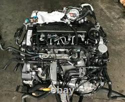 Moteur 2.0TDI CUNA Cun Golf VII 184PS 135KW 35TKM Complet Garantie