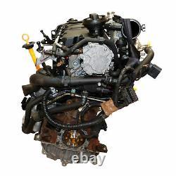 Moteur Bkc Bru 1,9TDI 77KW Skoda Octavia II 1Z VW Golf V Plus Touran Audi A3 8P