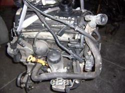 Moteur VOLKSWAGEN GOLF IV 1.9L TDI 100 Diesel /R5918046