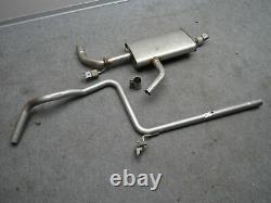 Original Système D'Échappement Silencieux Échappement VW Golf 7 5G 1,6 Tdi