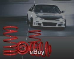 Ressorts courts Volkswagen GOLF IV Cab 1E/1EZ 1.9-TDi 05/1998-2003 -40mm 7852.1