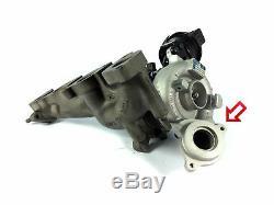Turbocompresseur Audi Skoda VW 2.0 TDI 103 kW CBAB 03L253019J 03L253056A