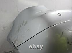 VOLKSWAGEN Golf MK5 Gt Tdi 4-MOTION 5DR Hayon 2005 Pare-Choc (Arrière) Argent