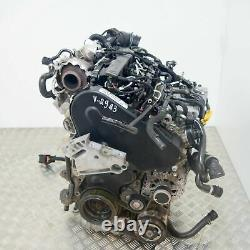 VW GOLF VII 5G1, BQ1, BE1, BE2 2.0 TDI Moteur DCYA 2.00 Diesel 110kw 2017