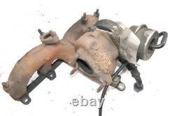 VW Golf 4 Bora Turbocompresseur Turbo 1,9 Tdi 74kw 101PS Axr 038253016N