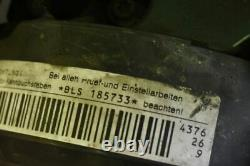 VW Touran (1T1, 1T2) 1.9 Tdi Moteur Sans Attachments (Diesel) Code Moteur BLS